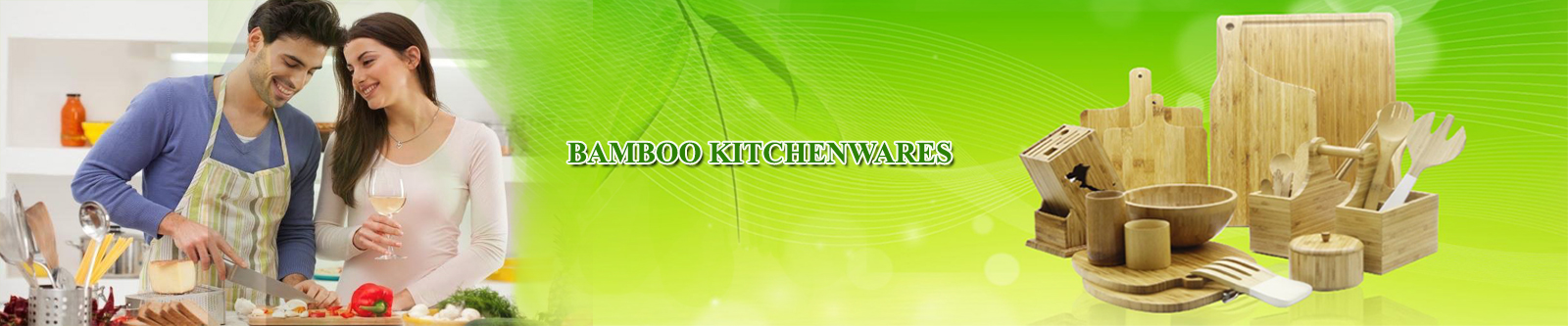 Bamboo Kitchen Tools