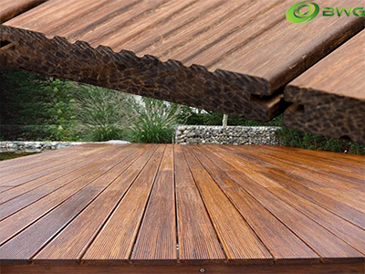 Bamboo Decking - Outdoor flooring - Vietnam