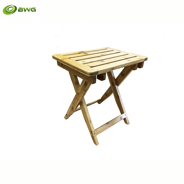 High Quality Bamboo Folding Chair from Vietnam