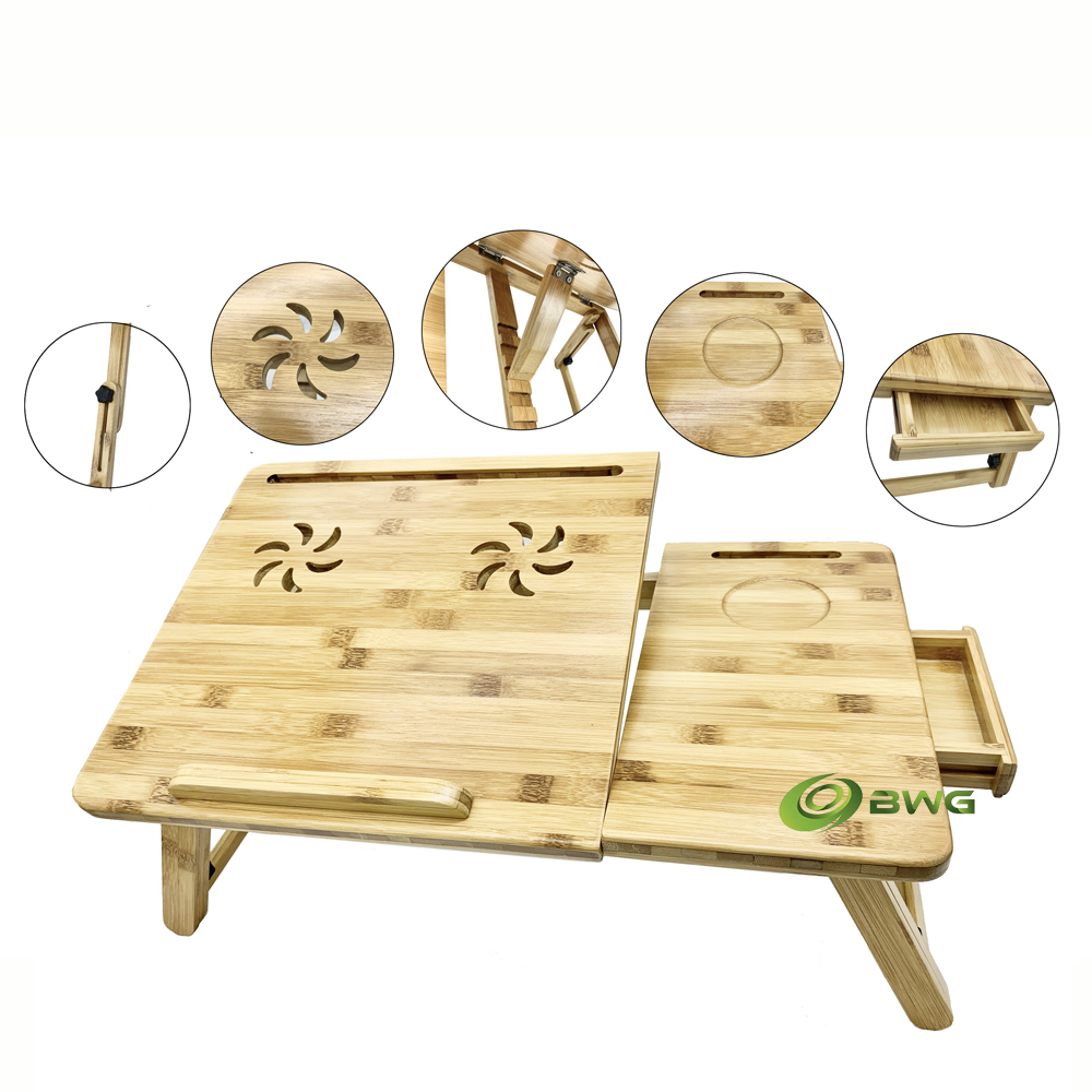 High quality Bamboo Laptop Desk from Vietnam