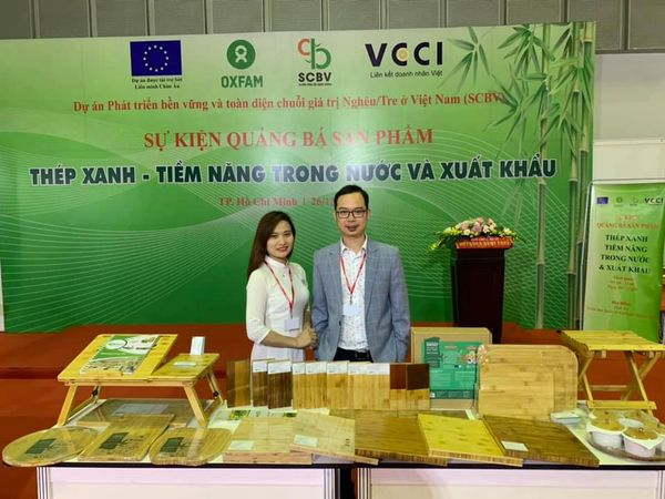 BWG Participating  VietBuild International Exhibition 2020