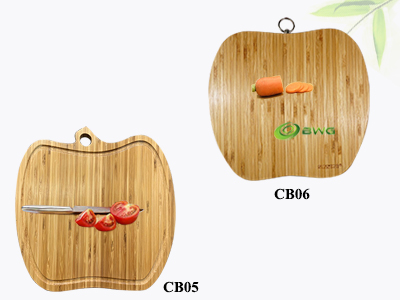 Apple Bamboo Cutting Boards Vietnam