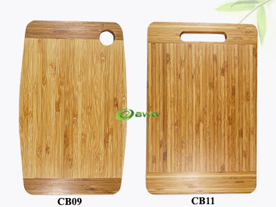 Rectangular Bamboo Cutting Boards