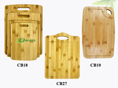 Traditional Bamboo Cutting boards - Vietnam