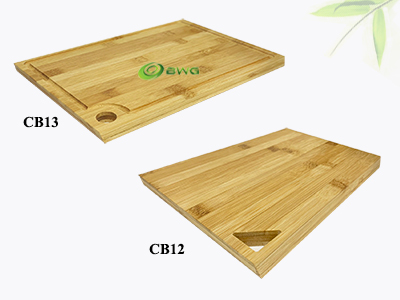 New Easy-to-Grip Slanted Edges Bamboo Cutting Boards - Vietnam