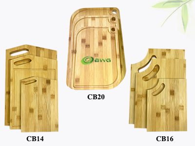 2019 New Styles Bamboo Cutting/Chopping boards Vietnam
