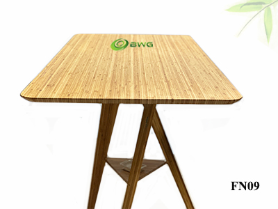New Elegant Bamboo Table Top Tabletop desktops from Vietnam
