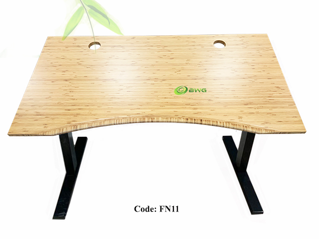 Solid Bamboo Desktop Table Top Vietnam